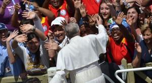 Papa Francisco en Río